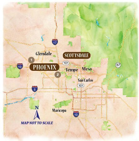 Vetnure Out and Discover Arizona