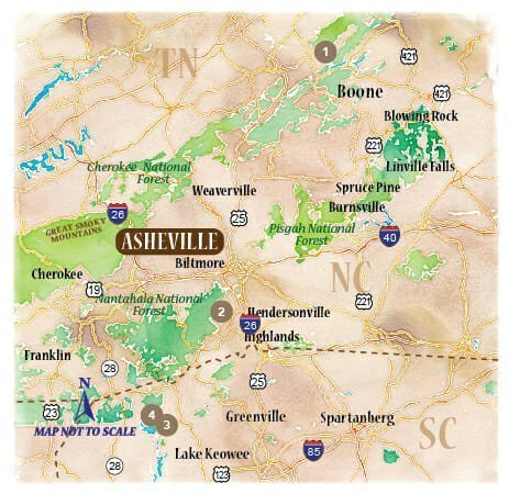 Venture Out Communities in the Southeast Mountains - ideal-LIVING Magazine