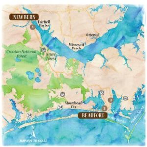 New Bern to Beaufort Communities Venture Out | ideal-LIVING Magazine