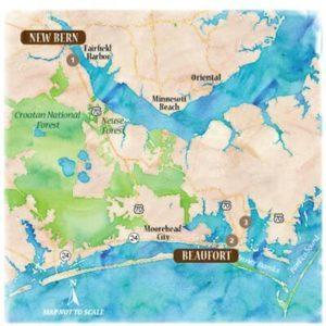 New Bern to Beaufort Communities Venture Out | ideal-LIVING Magazine