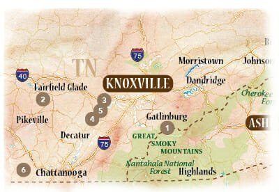 Venture Out to the Best Communities of Eastern Tennessee
