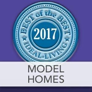 Best Model Homes of 2017
