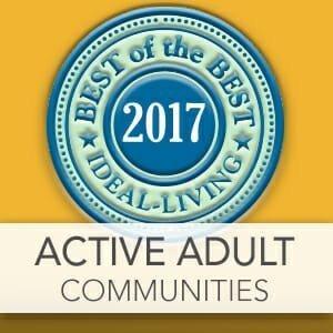 Best Active Adult Communities of 2017