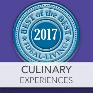Best Culinary Experiences of 2017