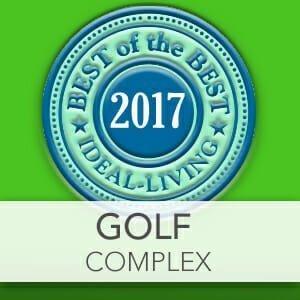 Best Golf Complex of 2017