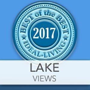 Best Lake Views of 2017