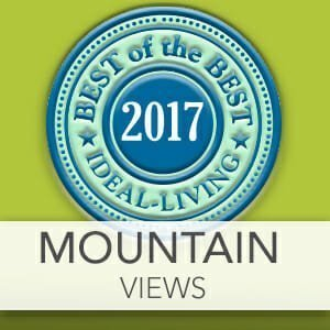Best Mountain Views of 2017
