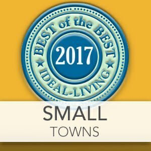 Best Small Towns of 2017