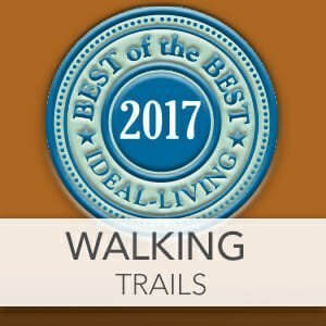 Best Walking Trails of 2017