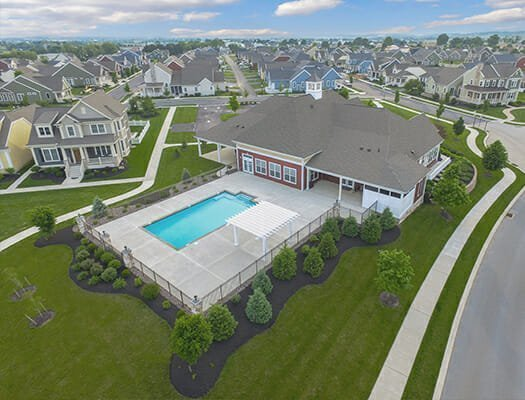 Home Towne Square by Landmark Homes