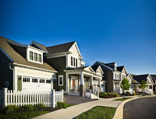 Home Towne Sqaure | Homes Pennsylvania | Landmark Homes
