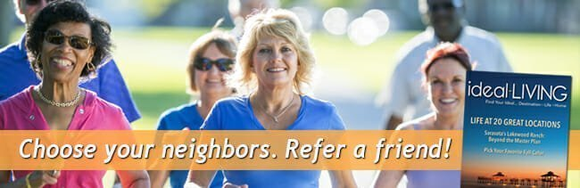 Choose Your Nieghbors refer a friend!