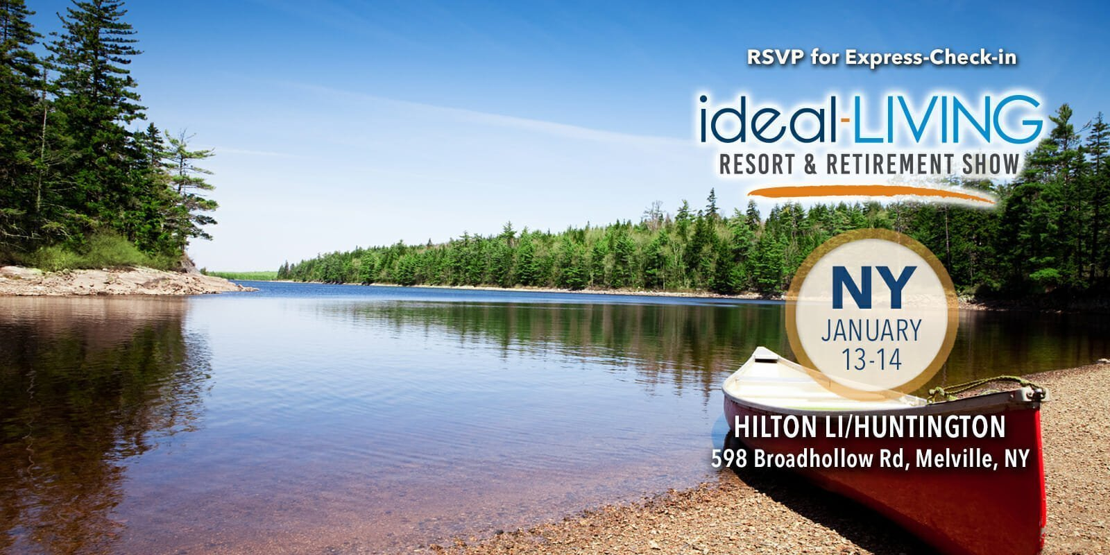 NY ideal-LIVING Resort & Retirement show