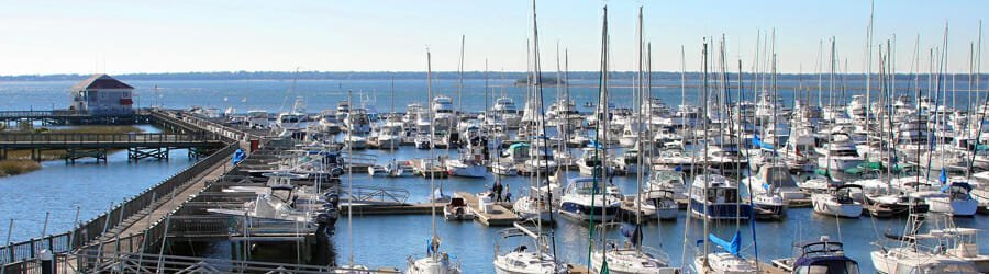 Boating communities are a great option for those who prefer to be out on the water than anywhere else
