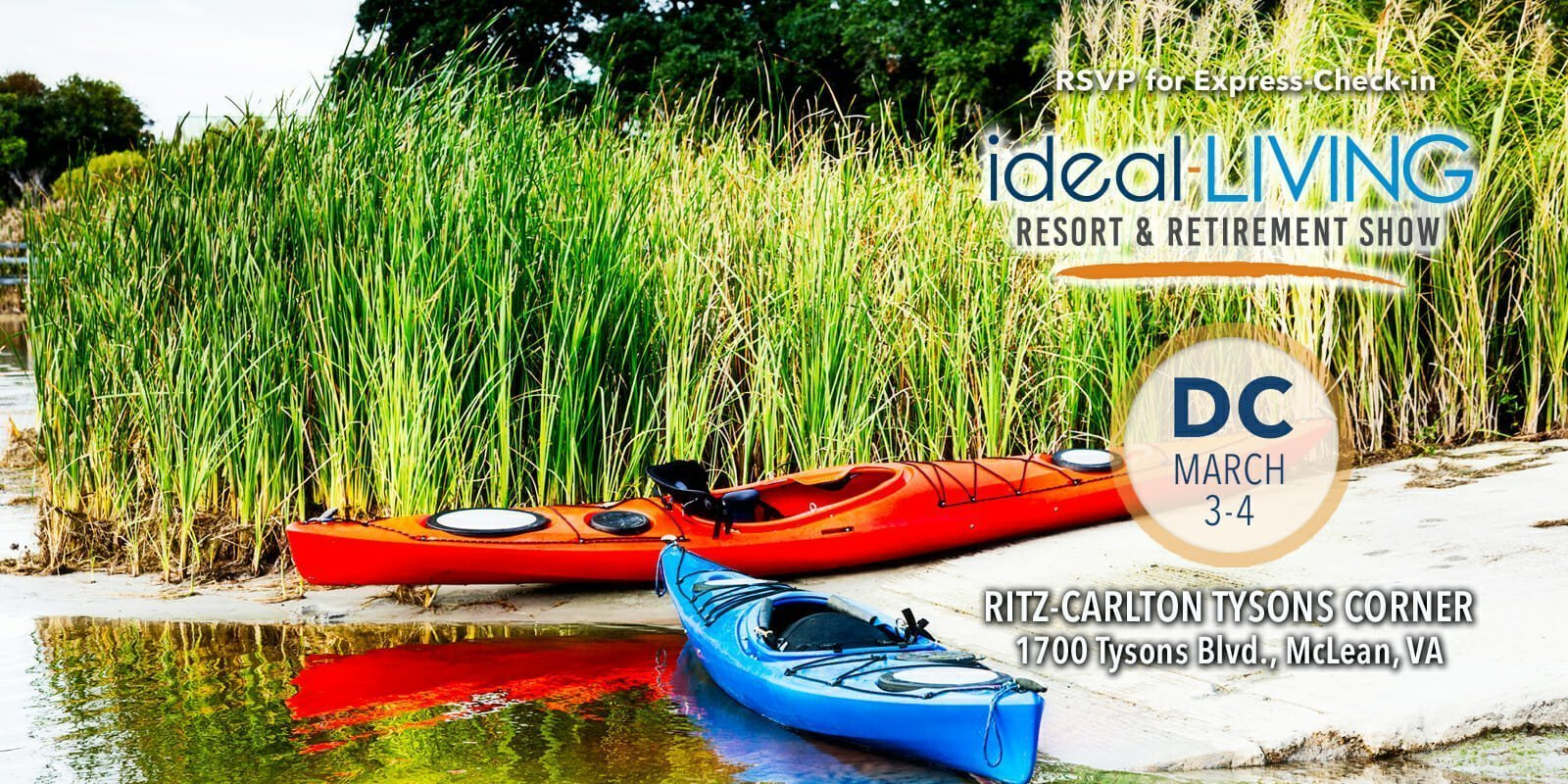 DC ideal-LIVING Resort and Retirement show