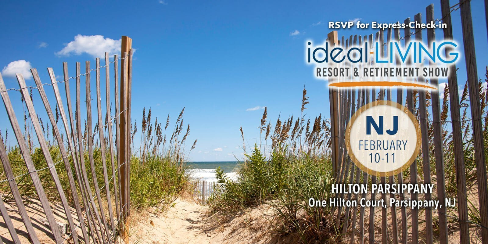 NJ ideal-LIVING Resort and Retirement show