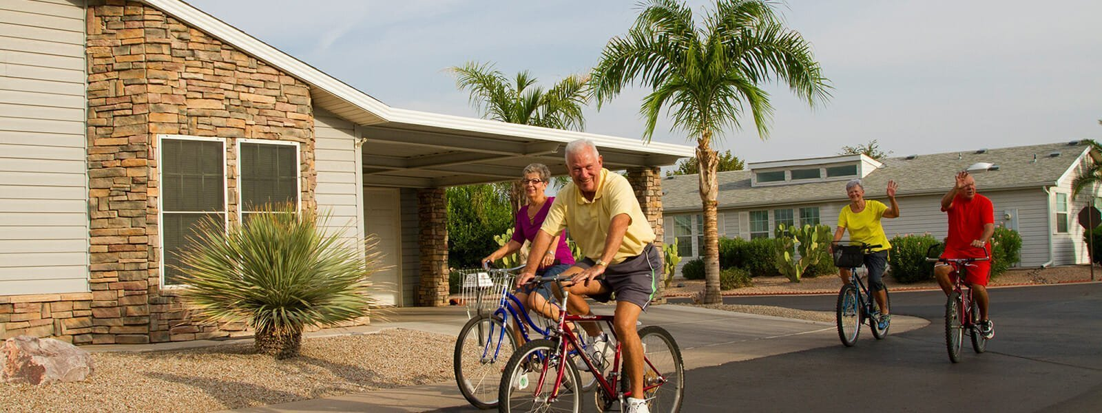 Las Palmas | Active 55 Community | Arizona Thesman Community | AZ