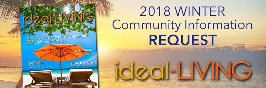Winter 2018 Community Request Guide