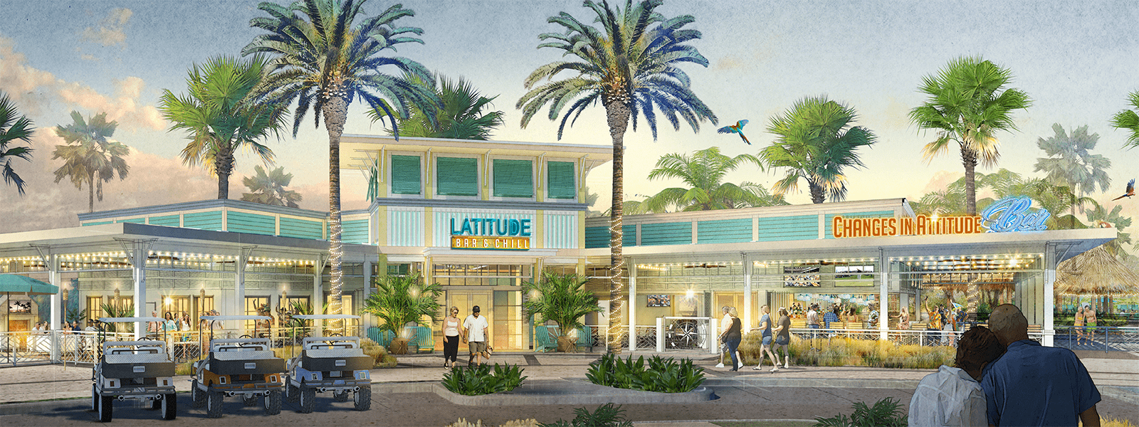 Latitude Margaritaville Daytona Beach FL | Minto Community Jimmy Buffett