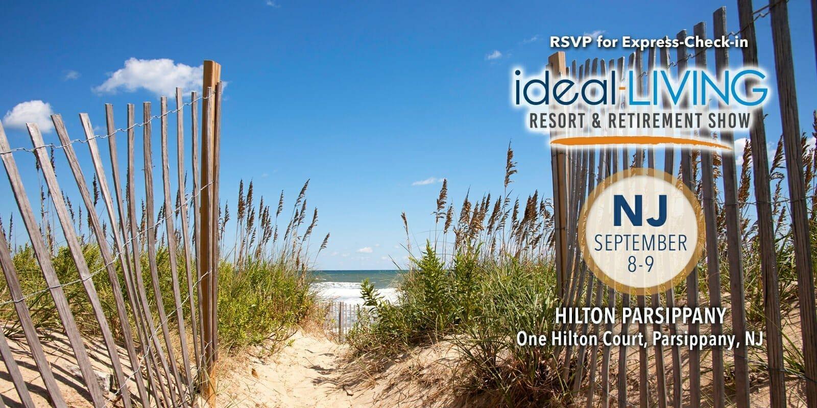 NJ ideal-LIVING Resort and Retirement show