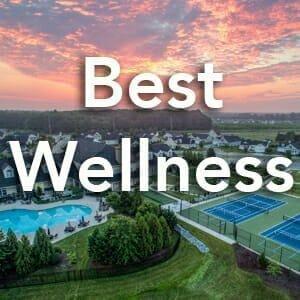 2018 Best Wellness Environments
