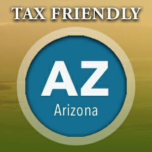 Arizona Tax Friendly State