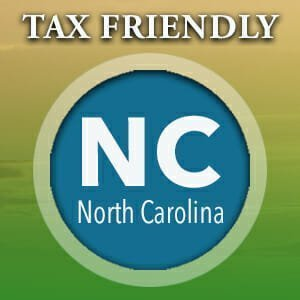 North Carolina Tax Friendly State
