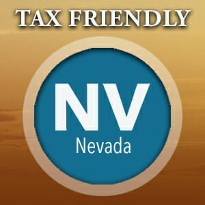 Nevada Tax Friendly State