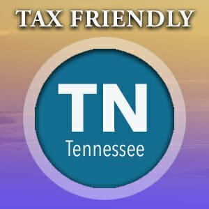 Tennessee Tax Friendly State