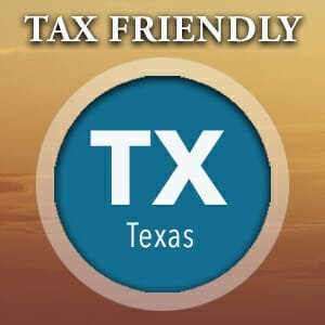 Texas Tax Friendly State