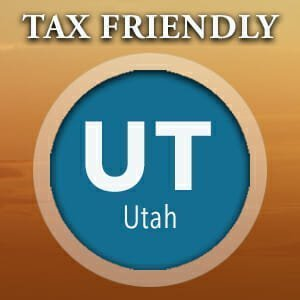 Utah Tax Friendly State