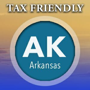 Arkansas Tax Friendly State