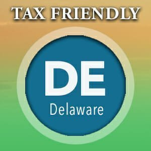 Delaware Tax Friendly State