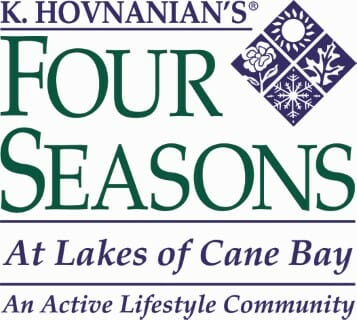 K. Hovnanian's Four Seasons at Lakes of Cane Bay