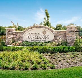 K. Hovnanian's  � Four Seasons at Monmouth Woods