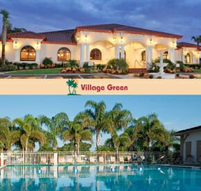 Village Green - Active 55+ Resort