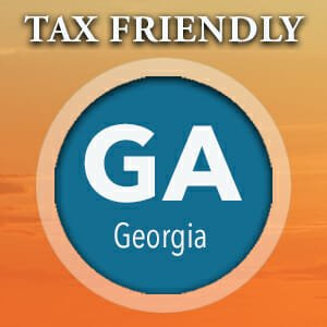 Georgia Tax Friendly State