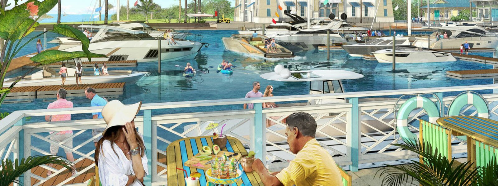 One Particular Harbour | Margaritaville Inspired Waterfront Community | FL