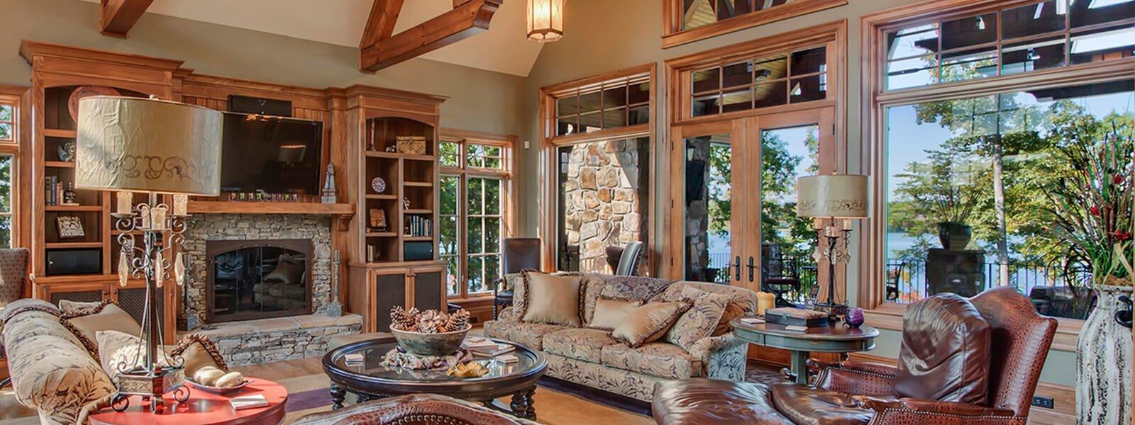 WindRiver   Gated Golf Luxury Community near Knoxville TN   Tellico Lake