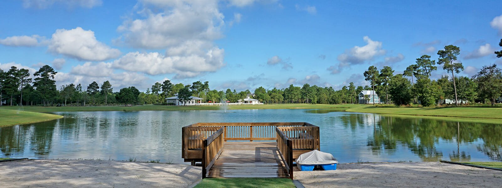 Gated Community near Wilmington NC | The Bluffs on the Cape Fear