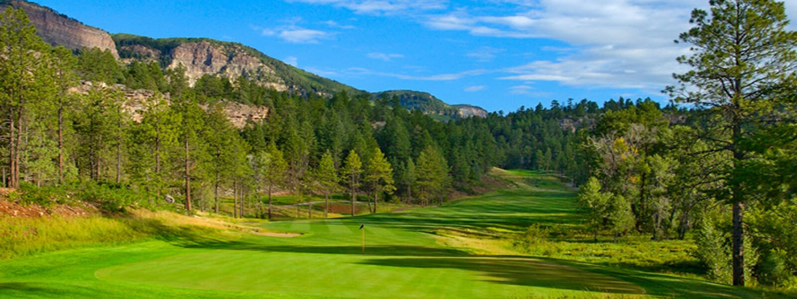 Mountain Golf Club Community in Durango Colorado | Glacier Club
