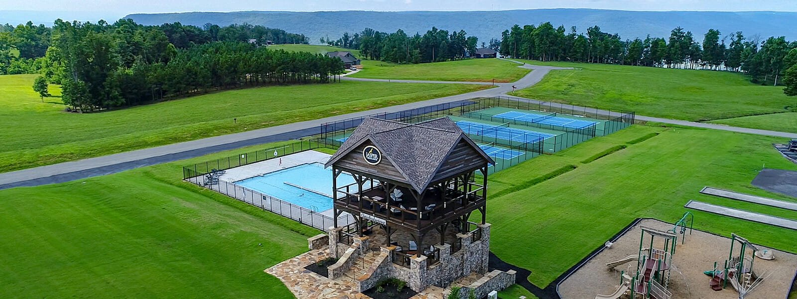 Tennessee Gated Communities | Jasper Highlands | Retire in TN