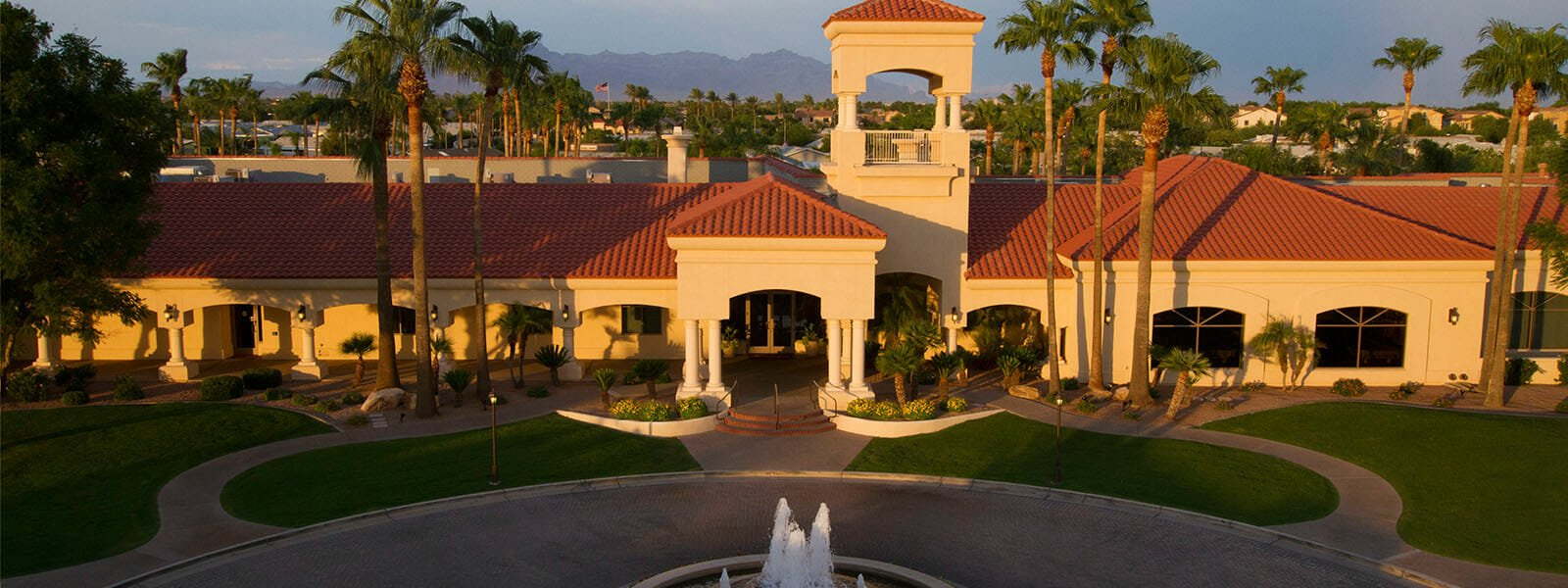 Las Palmas Grand | Arizona Active 55 Resort Community | AZ Real Estate