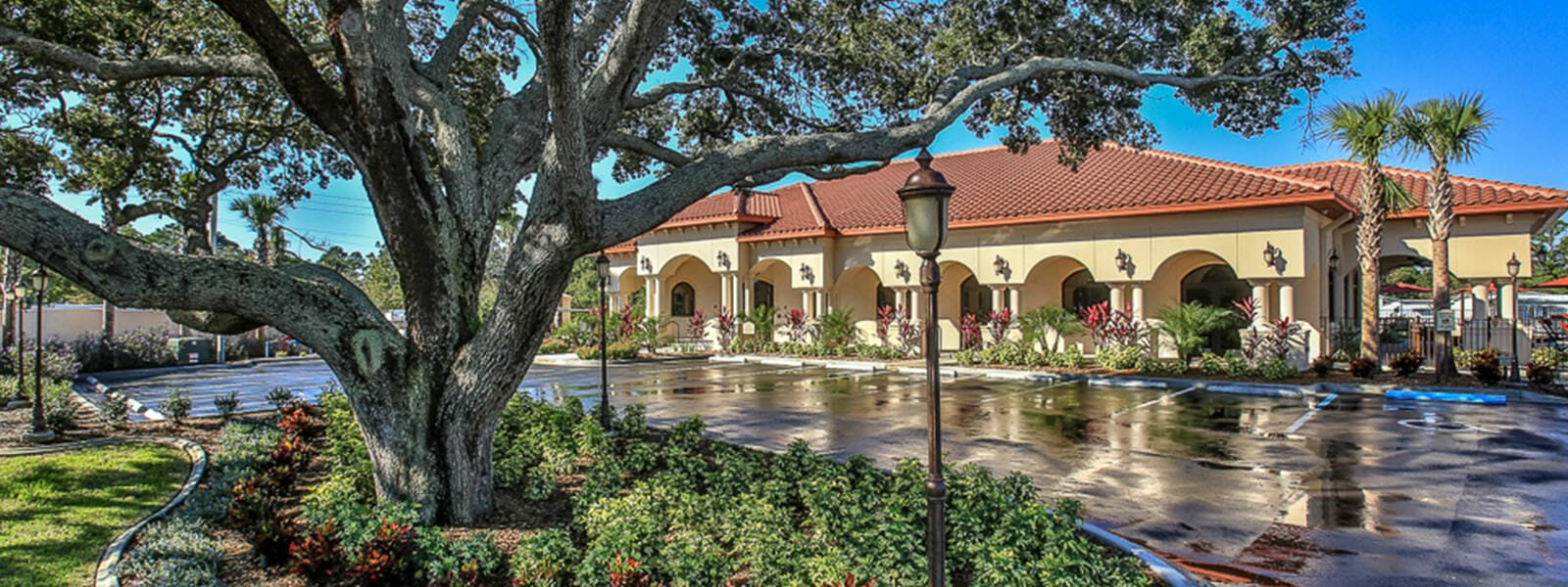 Briarwood Active 55+ Resort near Daytona Beach FL | Coastal Luxury