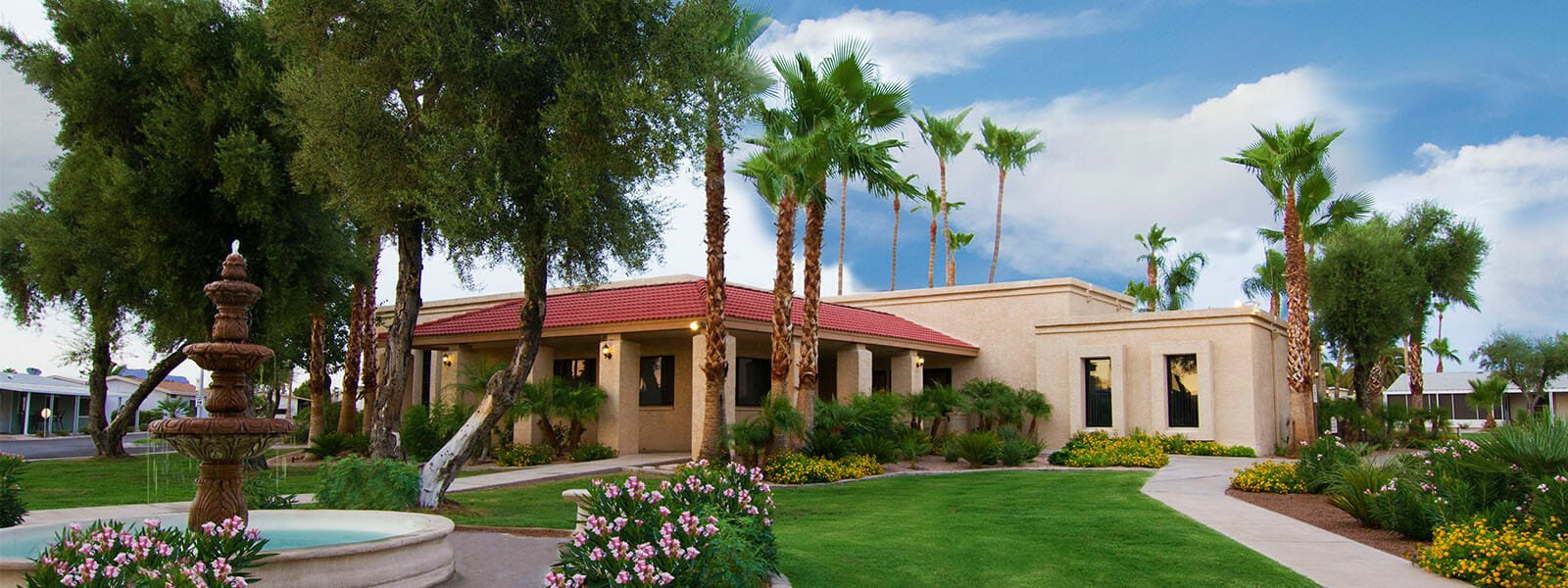 Sunrise Village Active Adult 55+ Community near Phoenix AZ