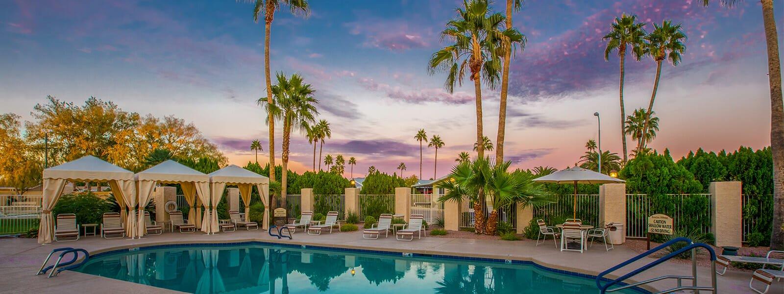 Sunrise Village Active Adult 55+ Community near Phoenix AZ