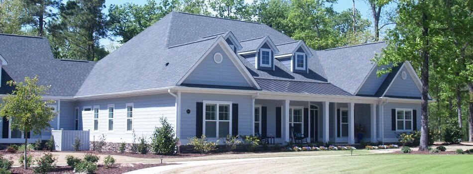 Custom Home Builders Retirement Communities