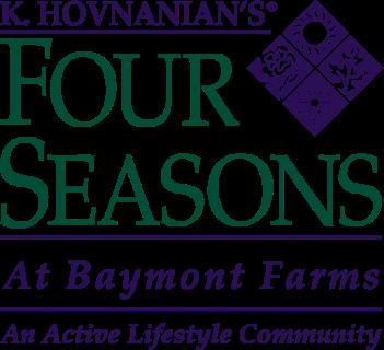 K. Hovnanian's Four Seasons at Baymont Farms