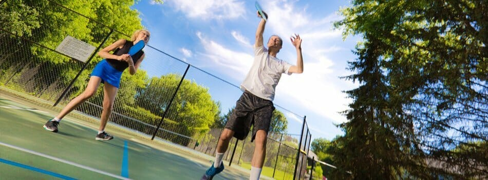 Explore Communities with Pickleball on ideal-LIVING.com