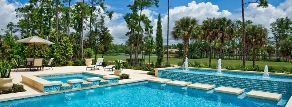 Resort Communities with Extensive Pool Facilities